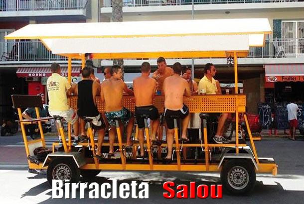 Birracleta Salou
