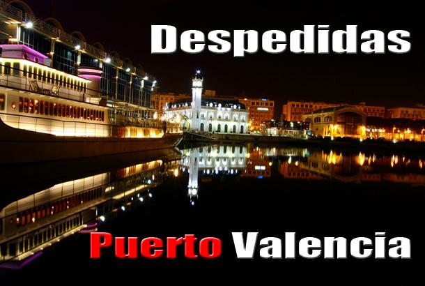 Despedida Valencia