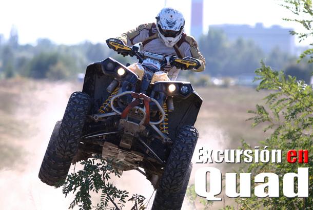 Excursión Quad