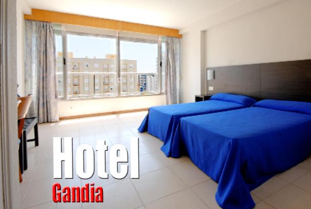 Hotel en Gandia