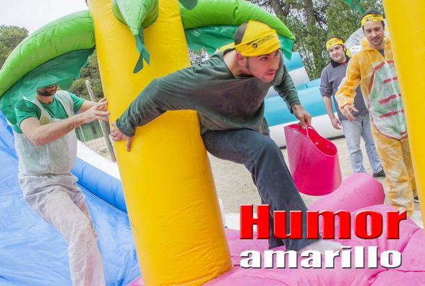 Humor Amarillo Ebro