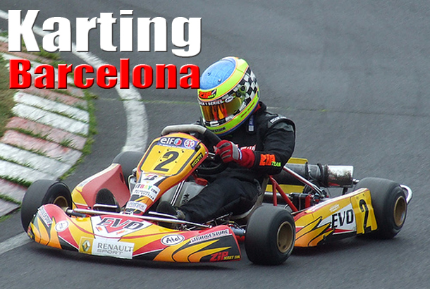 Karting Barcelona