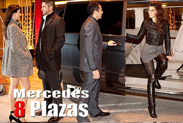 Mercedes Gran Viano Ibiza