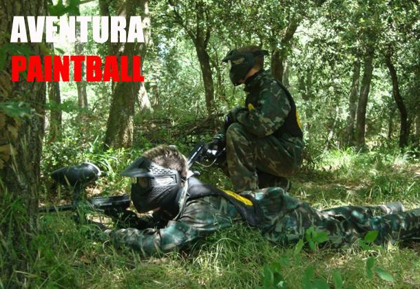 Paintball aventura Logroño