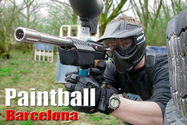 Paintball Barcelona
