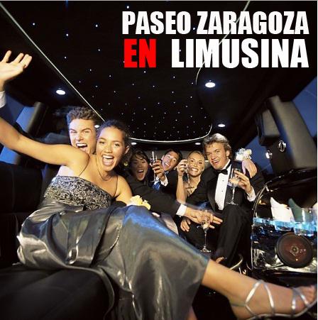 Paseo en Limusina por Zaragoza