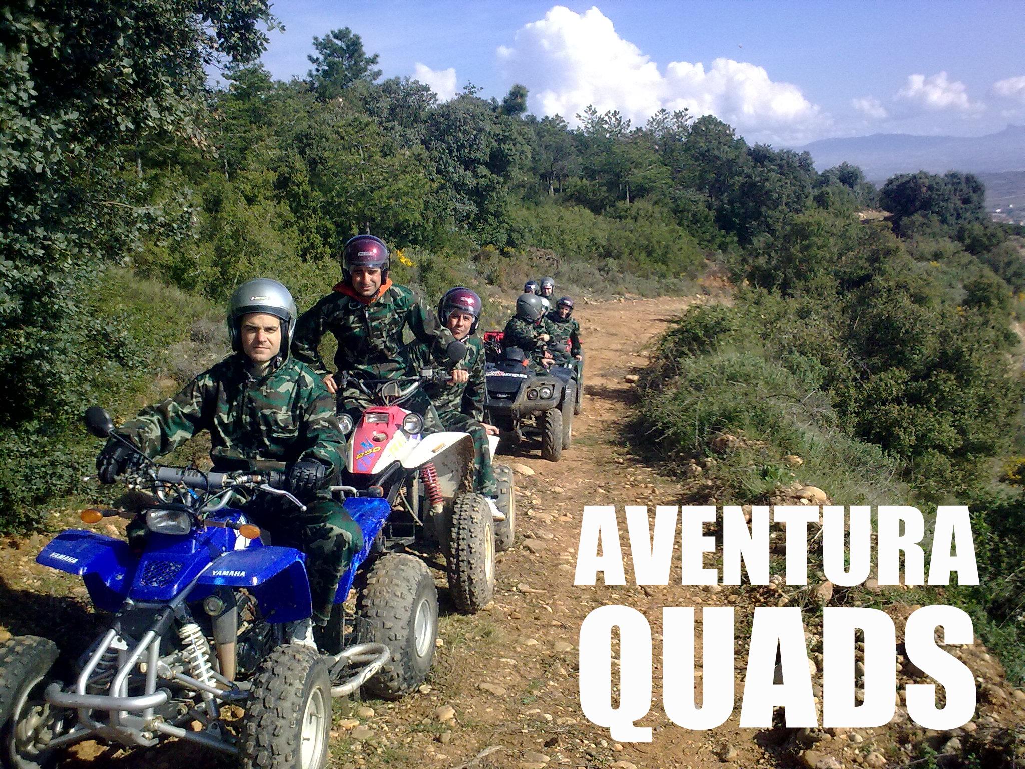 Quads aventura Logroño
