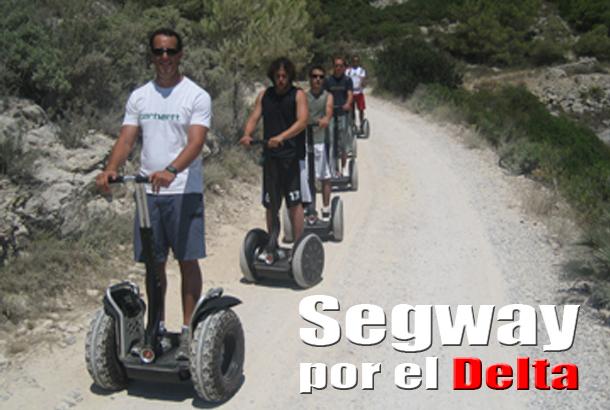 Segway Delta del Ebro