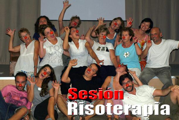 Sesion Risoterapia Barcelona