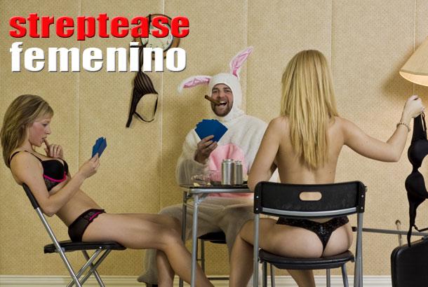 Striptease Girl Gandia