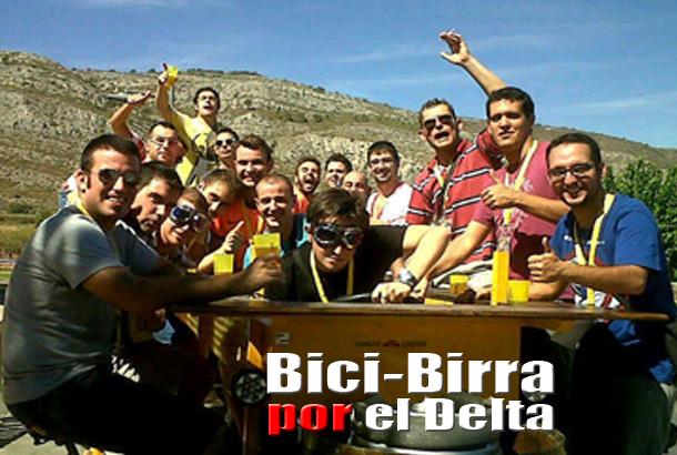 Tour Bici Birra por el Delta