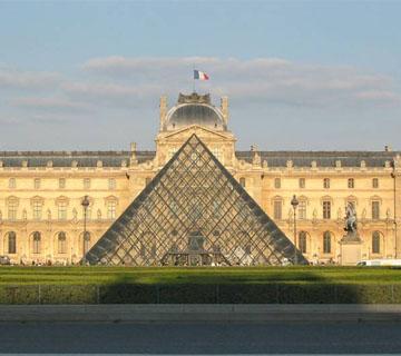 Visita guiada por el museo Louvre